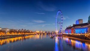 besøg london